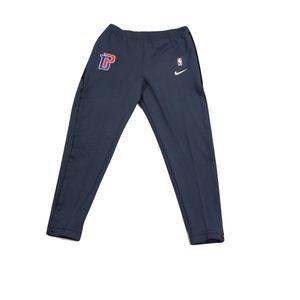 New Nike 3XLT Detroit Pistons Therma Flex Pants